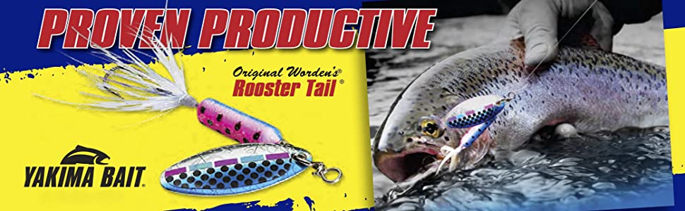 Rooster Tail Banner