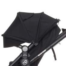 Maxi-Cosi Zelia 5-In-1 Modular Travel System, Night Black, One Size