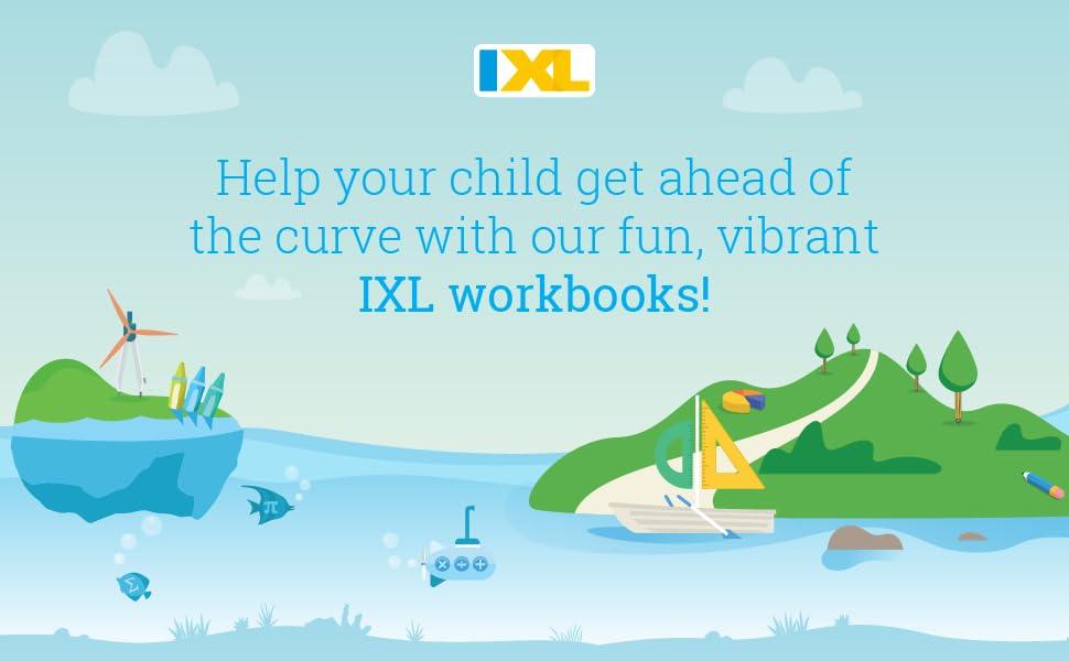 IXL Workbooks