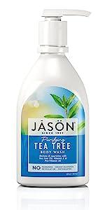 Jason Purifying Tea Tree Body Wash