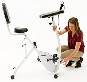 bike desk folding recumbent