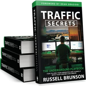 russell brunson traffic secrets clicks funnels