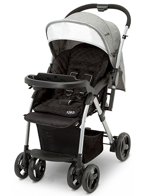 jeep reversible handle stroller baby forward facing parent facing grow with me baby