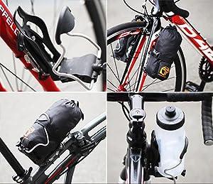 マルチユースサイクルマウント 進化系スマホホルダー 自転車に載せられるアイテムの選択肢無限大