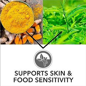 absolute,absolute skin and coat,skin and coat supplement,dog supplement,drools