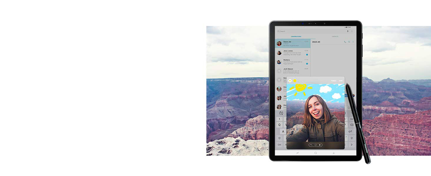 Tab S4 Samsung