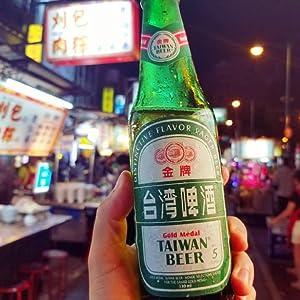台湾 金牌 ビール