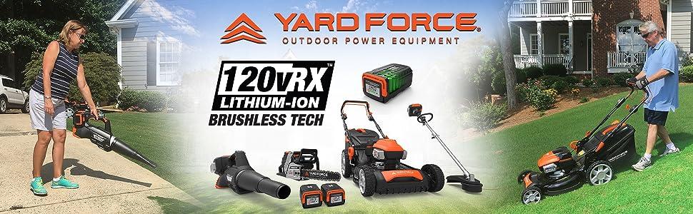 Amazon.com: > Descenso Limpieza Venta < Yard Fuerza 120 VRX ...