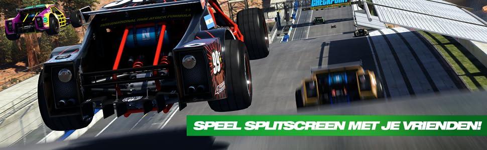 Trackmania Turbo PlayStation 4 Xbox One PS4