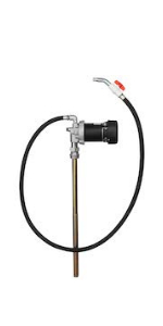 Groz 45560 12V DC Electric Oil Pump for Use with 5