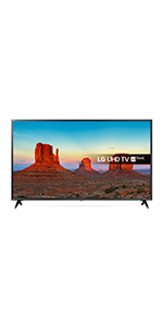 e8d4d6483 LG 55UK6200PLA 55-Inch 4K UHD HDR Smart LED TV with Freeview Play ...