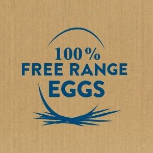 100% Free Range Eggs