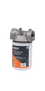 Groz 45903 Spin On Cartridge Style Fuel Filter