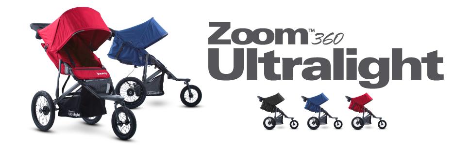 Joovy Zoom 360 Ultralight Regenh/ülle