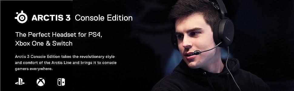 Arctis 3 Console Edition
