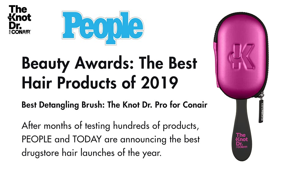 The Knot Dr. for Conair The Pro