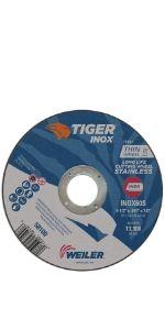 Tiger Inox Cutting Wheels