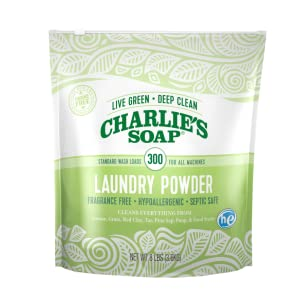300 load powder laundry detergent