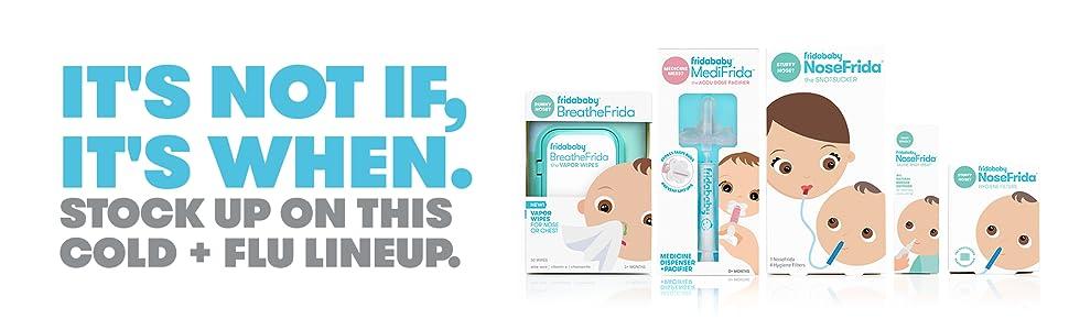 Amazon.com: Fridabababy MediFrida - Chupete para bebé ...