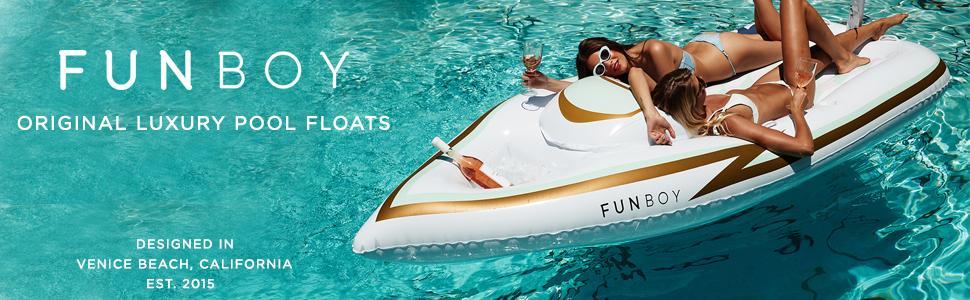 funboy giant inflatable angel wings pool float. Black Bedroom Furniture Sets. Home Design Ideas