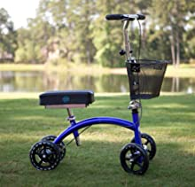 Knee Rover Knee Cycle is lightweight and heavy duty