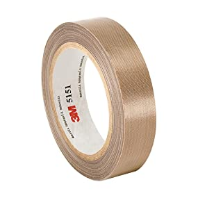 3m general purpose ptfe glass cloth tape 5153 light brown applications mozeypictures Gallery