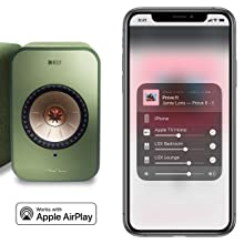 KEF LSX Apple AirPlay 2