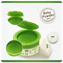 baby care powder