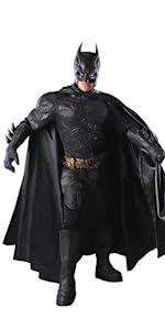 Dark Knight Collector's Edition Men's Batman Costume