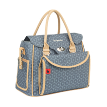 Babymoov Baby Star A043511- Bolso maternal, color azul