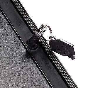 Lockable front door