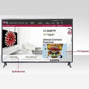LG Multitasking TV
