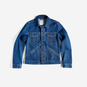 Wrangler Jeans Jacket 124MJ Icons Men