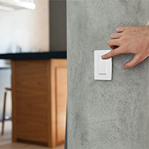 single pole light switch faith rocker paddle white wall apagadores de luz modernos pared switches