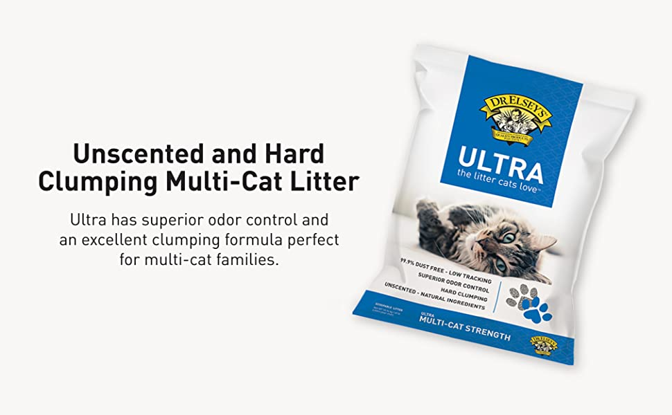 Dr. Elsey's Ultra Cat Litter