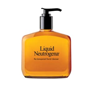 Neutrogena Fragrance-Free Liquid Facial Cleanser