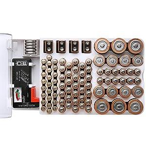 battery, organizer, organization