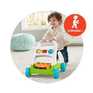 Fisher Price Busy Activity Walker With Blcoks To Sort And Store For Sit At Play And Walking Fun In One Amazon In Toys Games