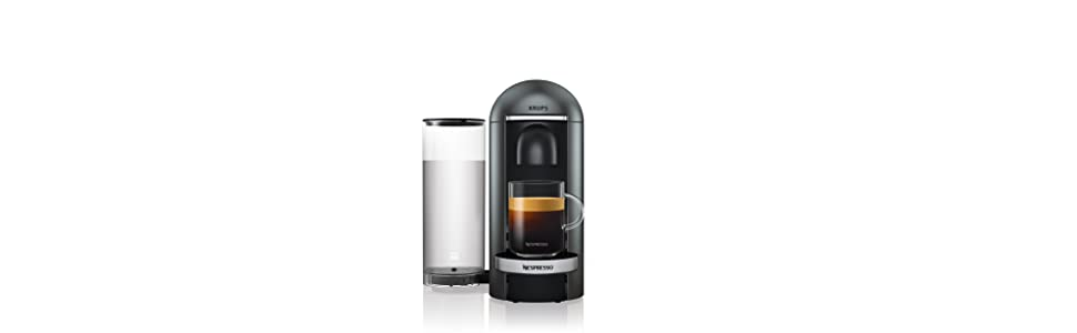 krups nespresso yy2779fd vertuo machine caf noir cuisine maison. Black Bedroom Furniture Sets. Home Design Ideas