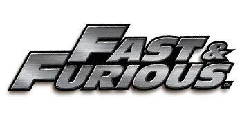 Fast & Furious logo and