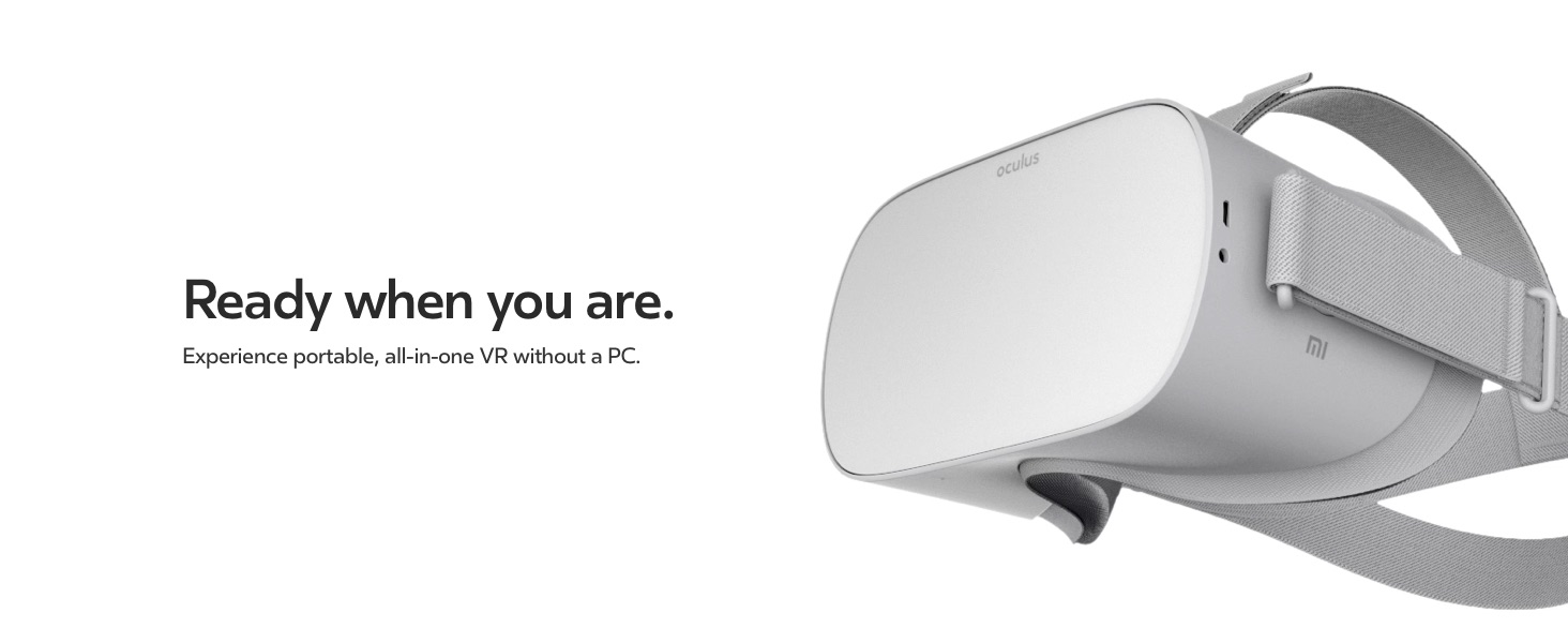 Amazon com: Oculus Go Standalone Virtual Reality Headset
