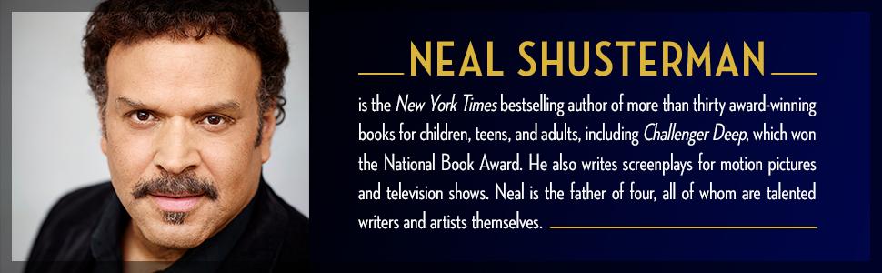 Neal Shusterman bio