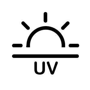 Muebles de jardín y terraza de plástico resistentes a las inclemencias del tiempo, a los UV.