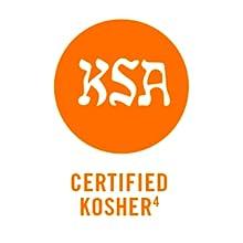 certified kosher halal