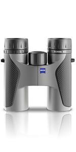 ZEISS Terra ED 10x32 Grey Binoculars