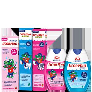 Licor del Polo - Enjuague Bucal Triple Acción - Antiplaca, Acción ...