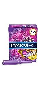Tampax Pearl, Tampax Pocket Pearl, Tampax Pocket Pearl, Tampax Radiant