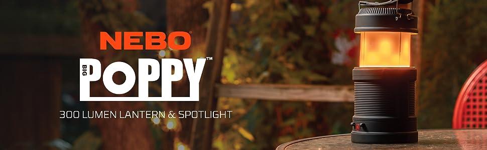BIG POPPY Lantaarn & Spotlight