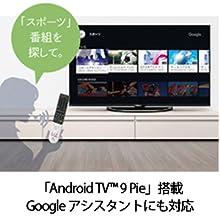 AndroidTV Googleアシスタント