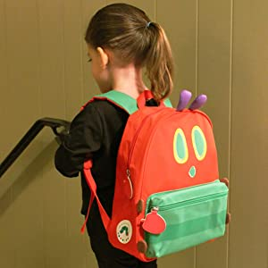 6559a1d9a452 The Very Hungry Caterpillar Backpack